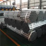 Surtidores galvanizados del tubo del horario 40 del material de construcción BS1387 ASTM A53