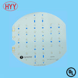 1.0mm LEIDENE van het Aluminium OSP PCB voor PCB van de Lamp van de Mijnbouw (hyy-049)