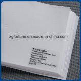 試供品の防水Waterbaseカスタムデジタルの印刷のキャンバス非編まれたファブリック