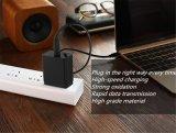 USB tipo-C carregador, Segurança Rapid Wall Carregador 5V / 3A 15W carregador rápido