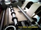 Máquina que raja del corte no tejido automático de la tela