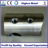 Support de barre transversale pour main courante et balustrade en acier inoxydable