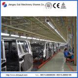 Автоматическая производственная линия покрытия порошка