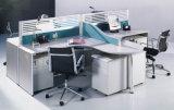 Büro-Lay-out-Teiler-Arbeitsplatz mit Fall-Schrank