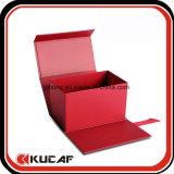 Bowknot Foldable 선물 상자 관례 로고