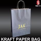 쇼핑 백 제조 Kraft 종이 운반대 부대