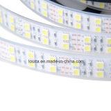 Doppie strisce ultrasottili impermeabili di riga 5050 120LEDs/M LED