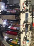 Colore della stampatrice di Flexo 5 con il taglio 3UV e 1die