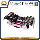 6 함정을%s 가진 우아하고 관대한 저장 상자 장식용 트롤리 상자 (HB-6346)
