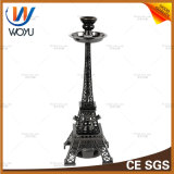 Carvão Plástico Shisha Glass Pipe Hookah Crafts
