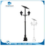 20W LED Mais-Lampen-Doppelt-Arm-im Freien Solarpark-Lot-Garten-Yard-Licht