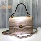 Nuovo sacchetto di spalla di cuoio reale del sacchetto di mano delle donne 100% di modo di promozione di arrivo per le signore eleganti con il cuoio Emg5157 del coccodrillo