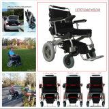 Goldene Bewegungsbeste Qualitätselektrischer Rollstuhl, faltbar und Leichtgewichtler und Portable