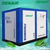 15-250 Kw 10 bar de la eficiencia energética del compresor de aire de tornillo directa