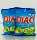 Diaoのブランドの洗濯の粉(レモン) 400g