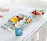Fibre de bambou naturel Hot-Sell vaisselle bol pour les enfants