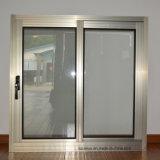 건축재료 클라이언트 쇠창살 디자인 알루미늄 입히는 목제 여닫이 창 Windows
