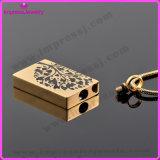 En blanco Collar pendiente de acero inoxidable 316L Cremación Joyería (Árbol de la Vida)