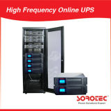 UPS in linea ad alta frequenza del supporto di cremagliera di monofase
