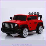 Электрический игрушечный автомобиль для детей с дистанционным управлением Игрушечная поездка на автомобиле