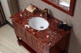 Module de salle de bains classique en bois solide de Furinture de salle de bains de type