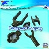 Forquilha de eixo de transmissão forjada a quente de alta qualidade para peças de automóveis