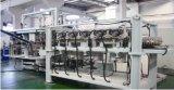 Máquina que sopla de la botella de agua rotatoria automática de 12 cavidades