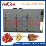 Gas Aire caliente ajustable de la temperatura y la deshidratación eléctrica Secadora
