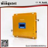 ホームのための熱い販売GSM980のシグナルのブスター2gの金のシグナルのアンプGSMの屋内単位