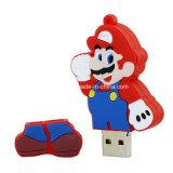 Memory Stick USB PVC Customed Cartoon pendrive USB