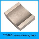 N38h de Magneet van de Boog van het Neodymium voor de Generators van de Macht van de Wind
