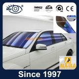 Film teinté solaire de véhicule de caméléon r3fléchissant anti-déflagrant de guichet