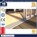 Porte en verre de glissement en aluminium enduite de bâti de poudre avec la norme As2047