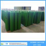 cylindre d'oxygène à haute pression de diamètre de 40L 150bar 219mm