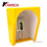 Cabina 2017 de teléfono del capo motor acústico del ruido del teléfono Emergency de Kntech