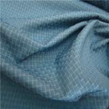 75D 270t 물 & 바람 저항하는 옥외 아래로 운동복 재킷에 의하여 길쌈되는 격자 무늬 자카드 직물 100%년 폴리에스테 견주 직물 (E046)