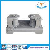 Het mariene Bolwerk Opgezette Dek Opgezette Blok van DIN 81915 typt a