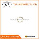 Boucle de joint circulaire de fer de boucle de cercle en métal pour des sacs