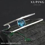 51669 Form-Luxus-geöffnetes Armband mit Kristallen von den Swarovski Schmucksachen