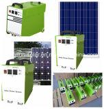 Sistema de iluminación solar portátil de 10W de micro-rejilla Iluminación al aire libre