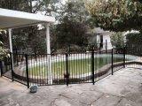 Rete fissa d'acciaio galvanizzata obbligazione per il raggruppamento del giardino con il prezzo di sconto
