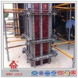 De Apparatuur van de Bouw van het staal, het Scherende Systeem van de Bekisting van de kolom van de Kracht voor Concre