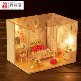 Mini Chambre de poupée simple à la main