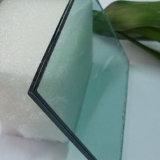 Подкрашиванное стекло зеленого цвета прокатанное для мебели De&simg здания; Oration