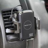 Drahtloses Telefon-aufladenhalterqi-Auto-Elektronik-Radioapparat-Aufladeeinheit