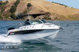 600cc Four Seats Sport Motor Boat Double Engined for Sea Fishing