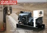 よい価格の無声電気発電機! Deutz主な30kw 38kVAのスタンバイ32kw/40kVA空気とのKanporはセリウム、BV、ISO9001との販売のためのGensetの電気ディーゼルを冷却した