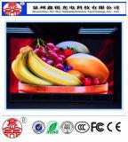 Parede de anúncio Rental interna do vídeo do brilho elevado de tela de indicador da cor P4 cheia