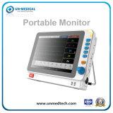 Molde nuevo Monitor de paciente de 10 pulgadas para el transporte