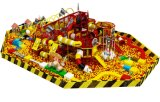 Mich grosses Kugel-Pool-Innenspielplatz mit Trampoline